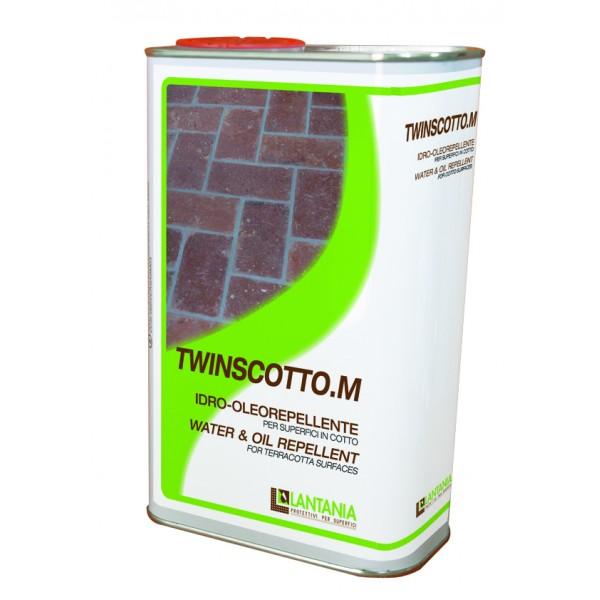 TWINSCOTTO.M TERRACOTTA İÇİN KORUMA (solvent bazlı) 1LT