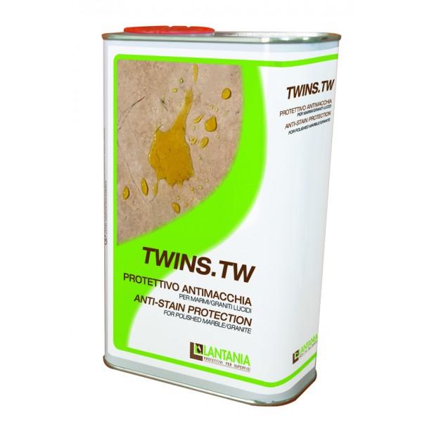 TWINS TW 5lt (SOLVENT BAZLI) CİLALI MERMER, GRANİT VE SERAMİKLER İÇİN LEKE KORUMASI