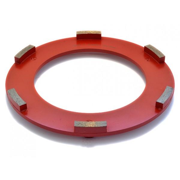 KLINDEX MTS 0 240mm 6 Segment Mermer Traverten Elması