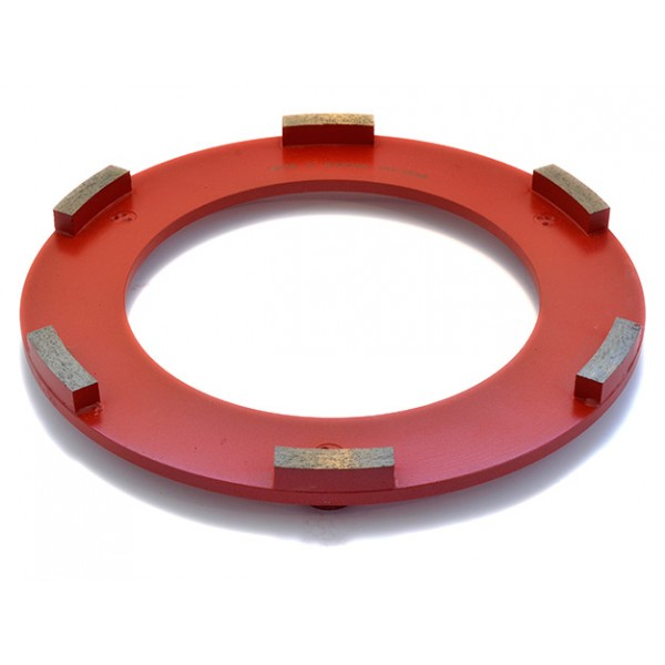 KLINDEX MTS 1 240mm 6 Segment Mermer Traverten Elması